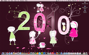 Desktop Wallpaper 2010