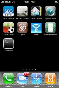 Jailbreak iPhone 3GS with Spirit